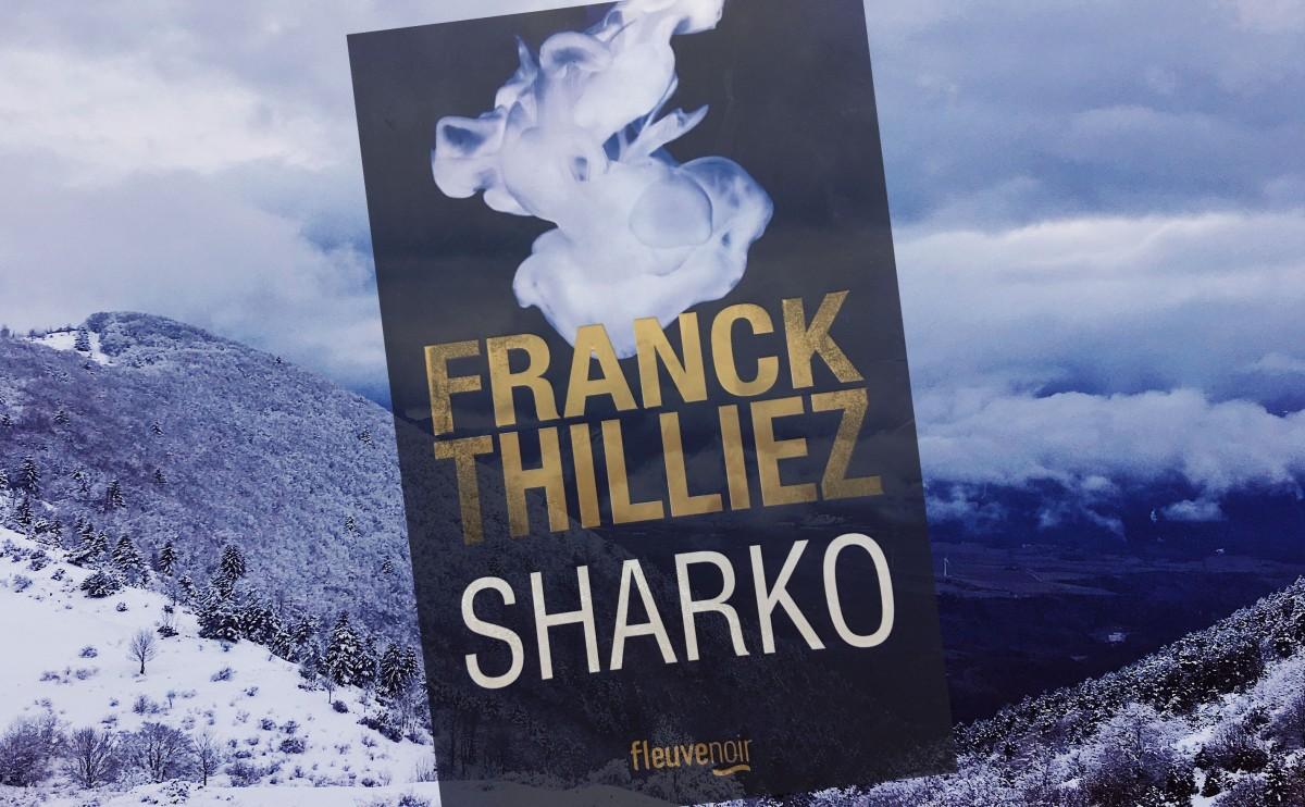 Avec Sharko, Thilliez met à mal ses deux inspecteurs fétiches
