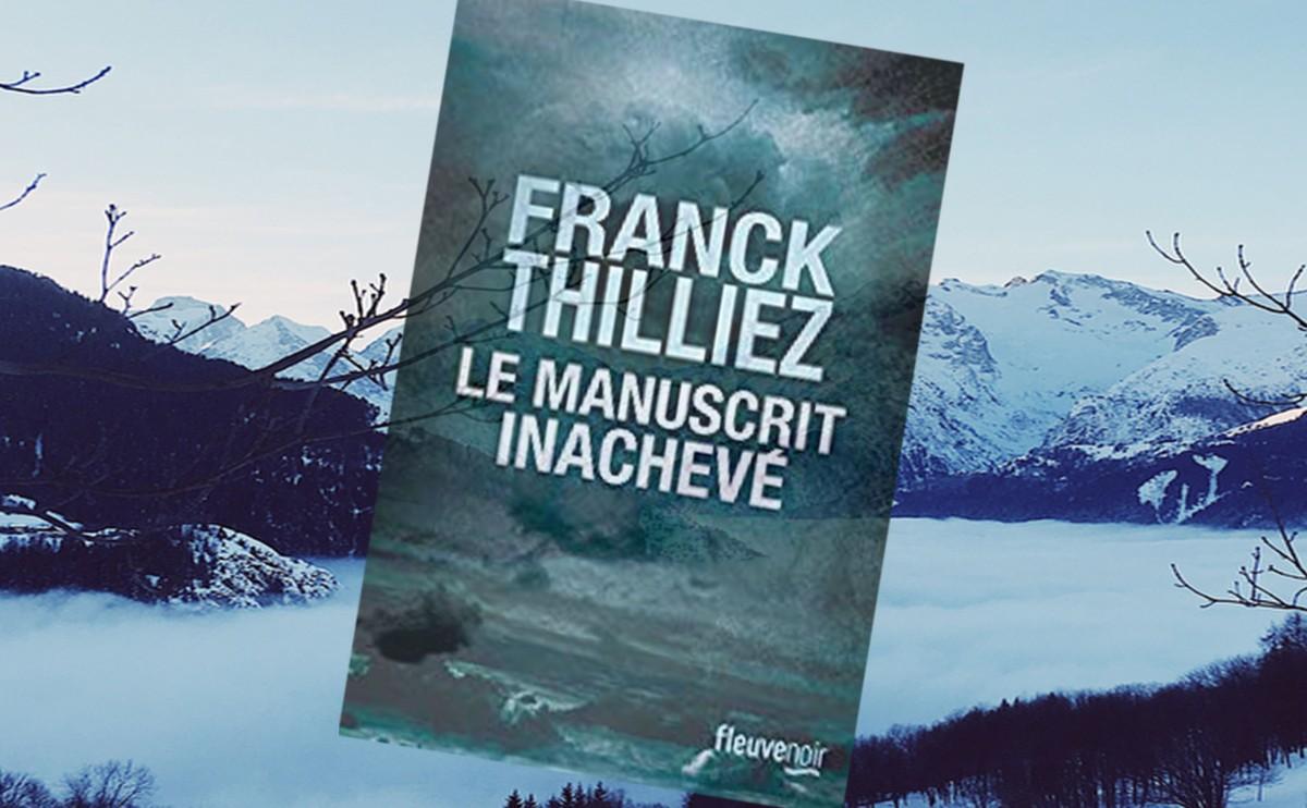 Le thriller le plus abouti de Franck Thilliez