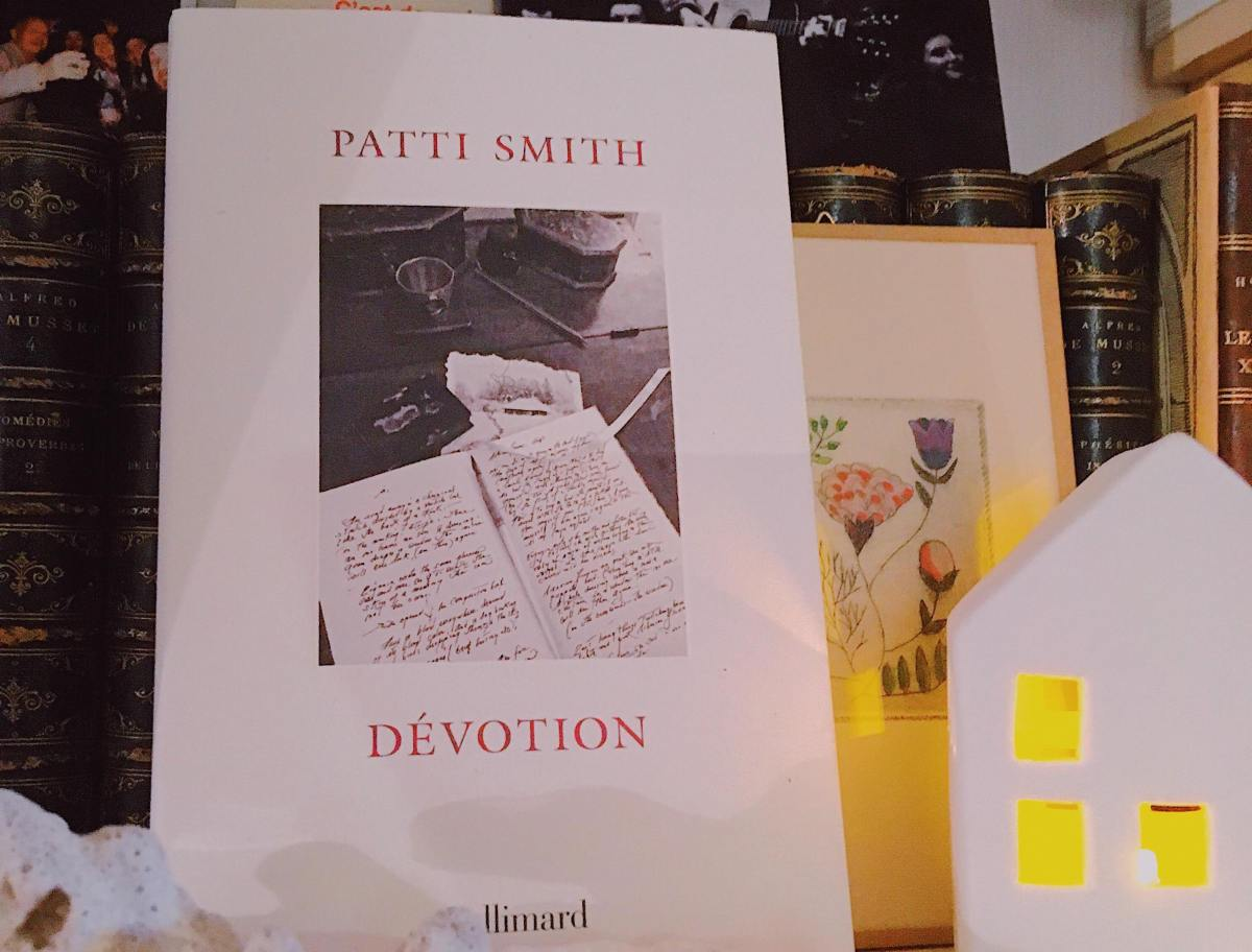 "Patti Smith : ""Dévotion"" de l'inspiration à l'écriture"